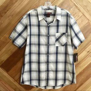 NWT Tony Hawk XL Button Down Shirt